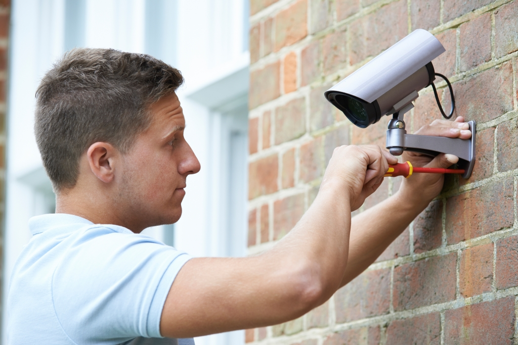 Security Alarm Install